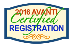 2016 Certified Registration